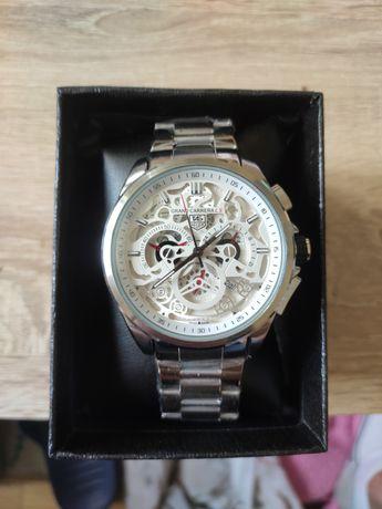 Duży ciężki,piękny zegarek Grand Carrera