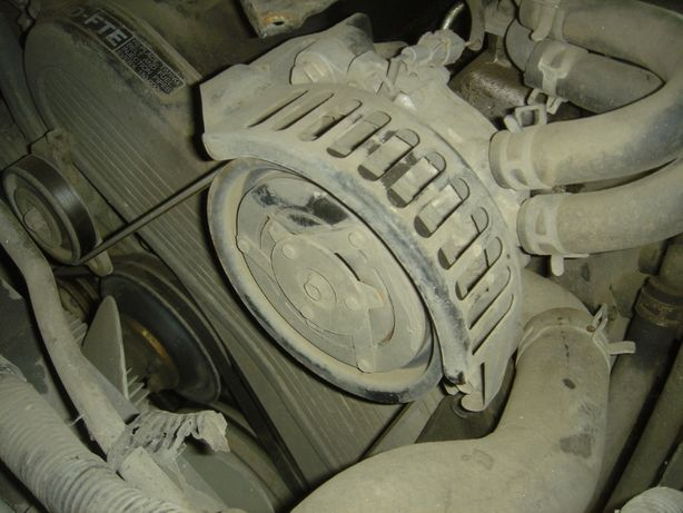 Pompa wody dodatkowa Toyota Land Cruiser 100