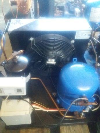 продам холодильные агрегаты Maneurop,Danfos,L`unite