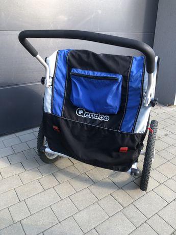 Przyczepka rowerowa dla dzieci QERIDOO SPORT