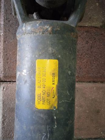 Вал карданный задний Киа Соренто 2,5crdi Кардан Kia Sorento 2002-2009