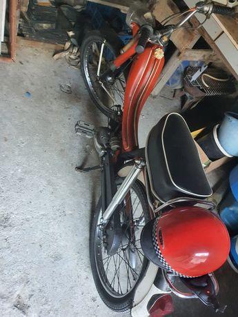 Vendo moto flander