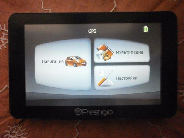 Продам навигатор Prestigio 5766 HD