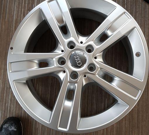 Nowe felgi aluminiowe 18 cali Audi. Austria.
