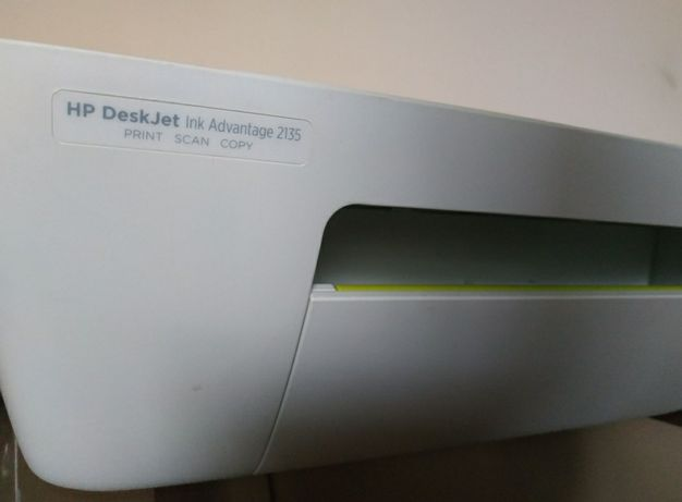 Urządzenie wielofunkcyjne Hp deskjet 2135 drukarka skaner kopiarka