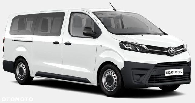 Toyota Proace Verso Long COMBI 9 osób, Professional na listopad