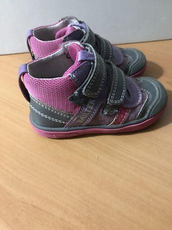 Buty dziewczęce firmy Bartek