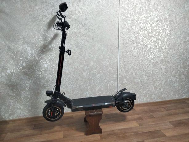 Электросамокат crosser + подарок екшн камера