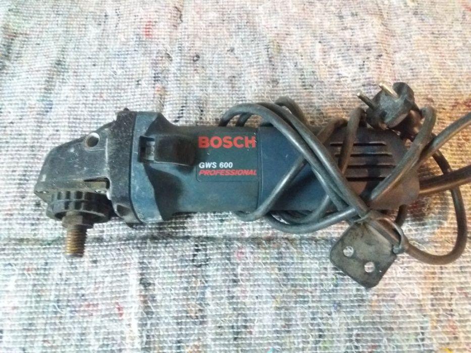 Szlifierka Bosch GWS 600, 600W działa, ale ma wolne obroty Włocławek - image 1