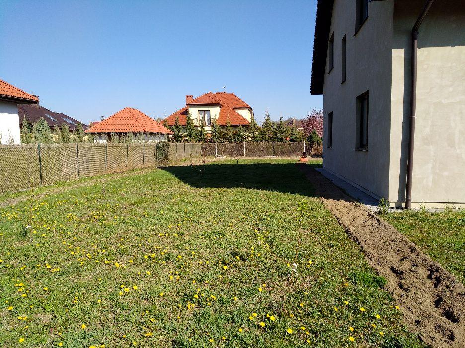Koszenie trawy karczowanie wysiew zakładanie trawnika glebogryzarka Wrocław - image 1