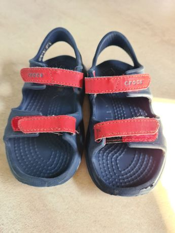 Crocs sandałki 24-25