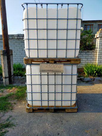 Кубовая бочка за две тысячи пятьсот грн