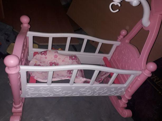 Кроватка-люлька для беби бона