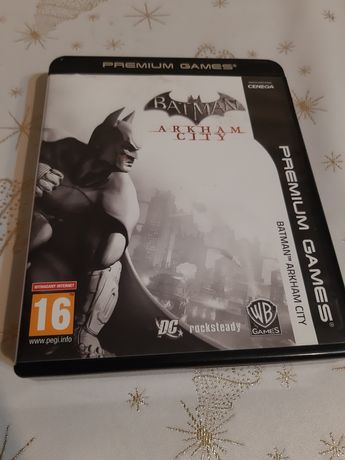 Gra Batman Arkham City