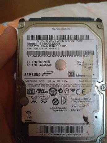Жорсткий диск seagate st1000lm024 на 1000 гб