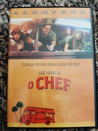 """Filme DVD """"O Chef"""""""