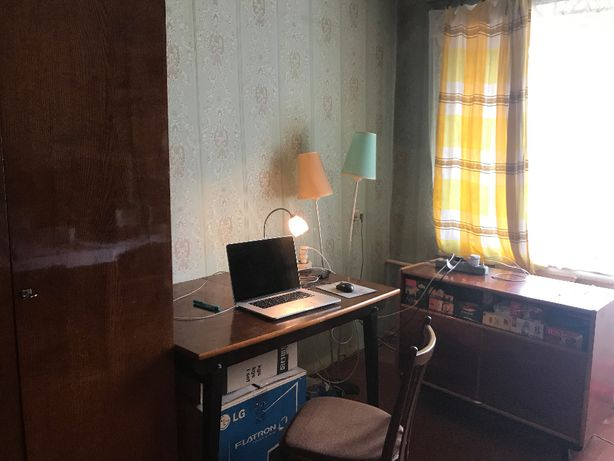 Сдам свою 1 комнатную изолированную квартиру возле рынка хтз