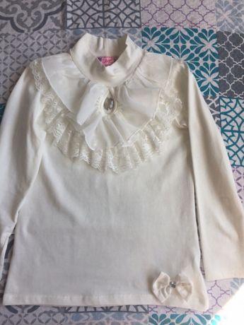 Школьная блузка, рубашка, кофточка.