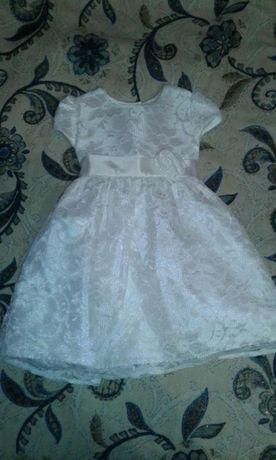 Продам платье George 4 года