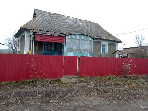 Продам будинок Ярмолинецький район с.Ясенівка