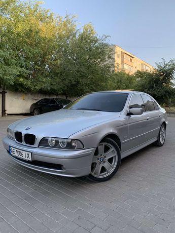 BMW e 39 рестайлинг