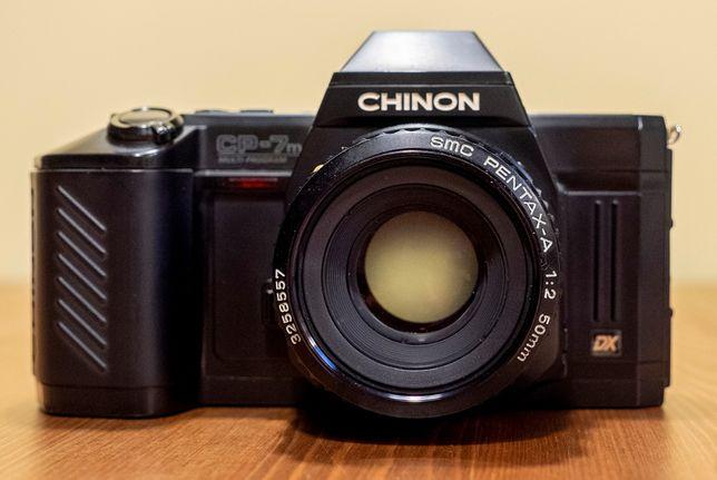 Kit analógico CHINON CP-7m