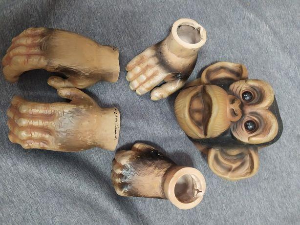 Для створення ляльки мавпа