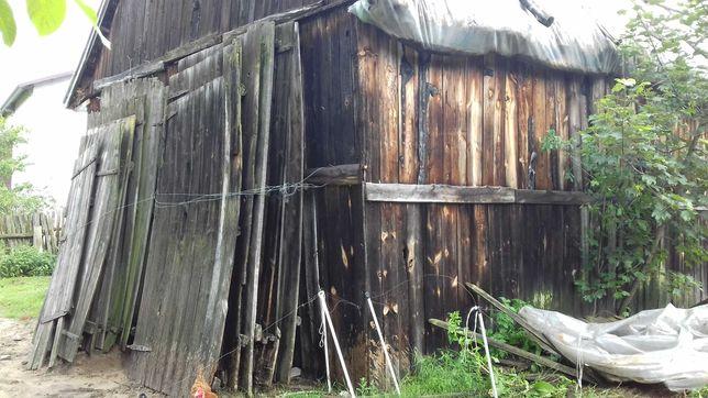 stare deski ze stodoły