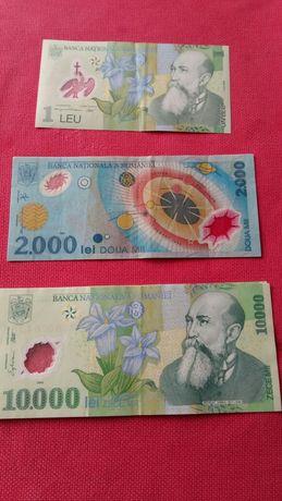 Banknoty Rumunia