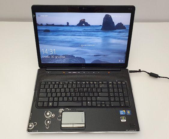 "HP Pavilion DV7-3030EW 17,3"" i7 720QM 500GB 4GB GF GT 230M WIN10"
