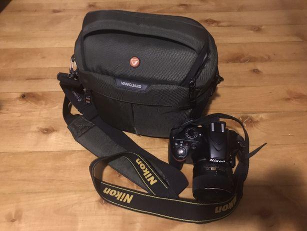 Nikon D3200 фотоапарат камера