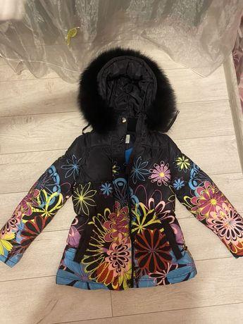 Куртка зимняя фирмы KIKO