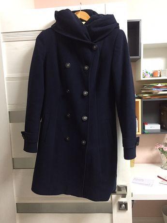 Зимове пальто р.44, стан нового, пальто зимнее
