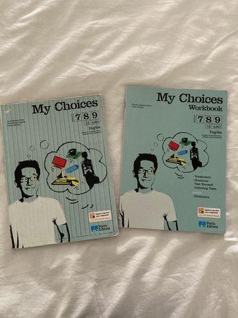 My Choices 7/8/9