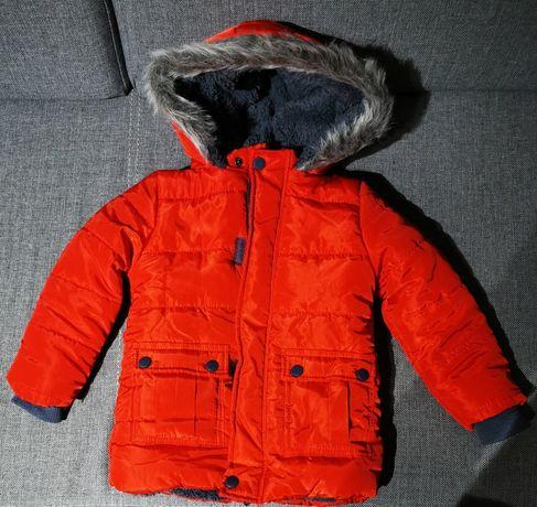 Nowa kurtka zimowa. Ciepła. Rozmiar 98