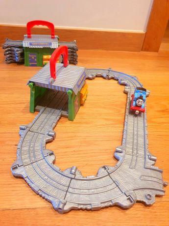 Pista do Thomas - mala do Thomas