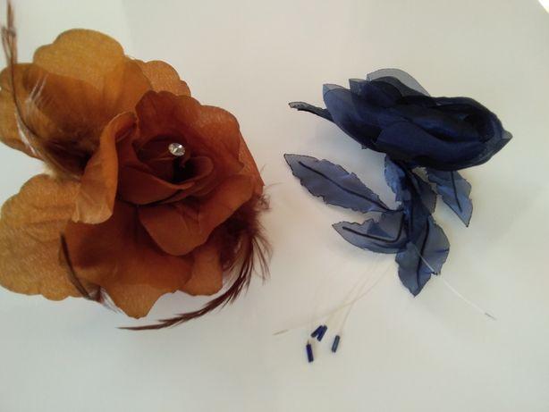 Kwiatki do fryzury