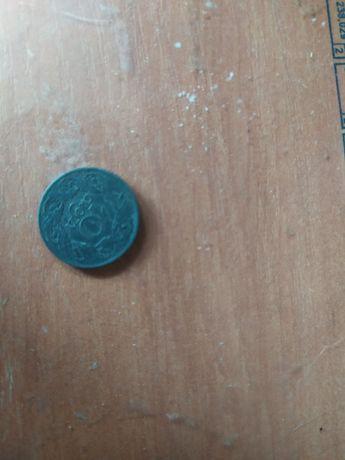 moneta 10 gorszy 1923