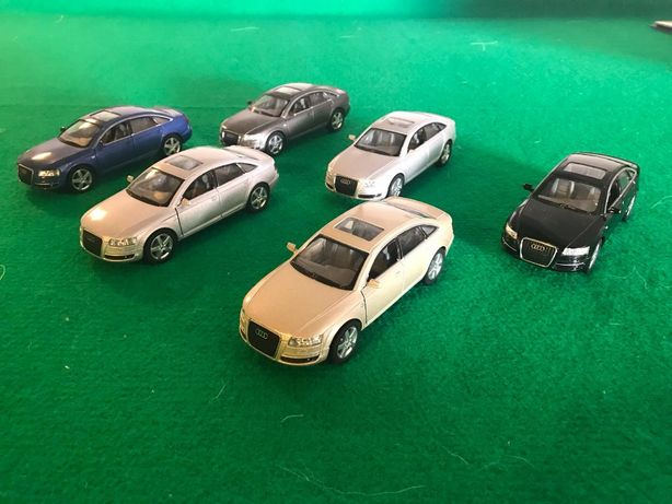 Audi A6 Die Cast 1/32