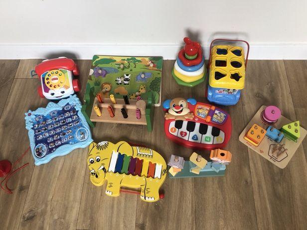 Zabawki po synku