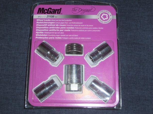 Nakrętki zabezpieczające M12X1,5 McGard Mitsubishi, Toyota