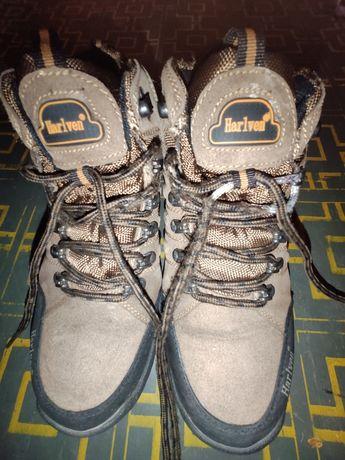 Шкіряні чоловічі черевики