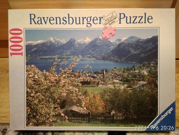 Puzzle Ravensburger 1000 elementów