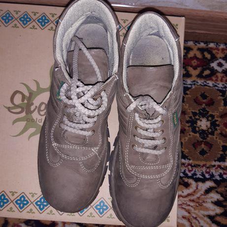 Ботинки кожа натуральная на школьника