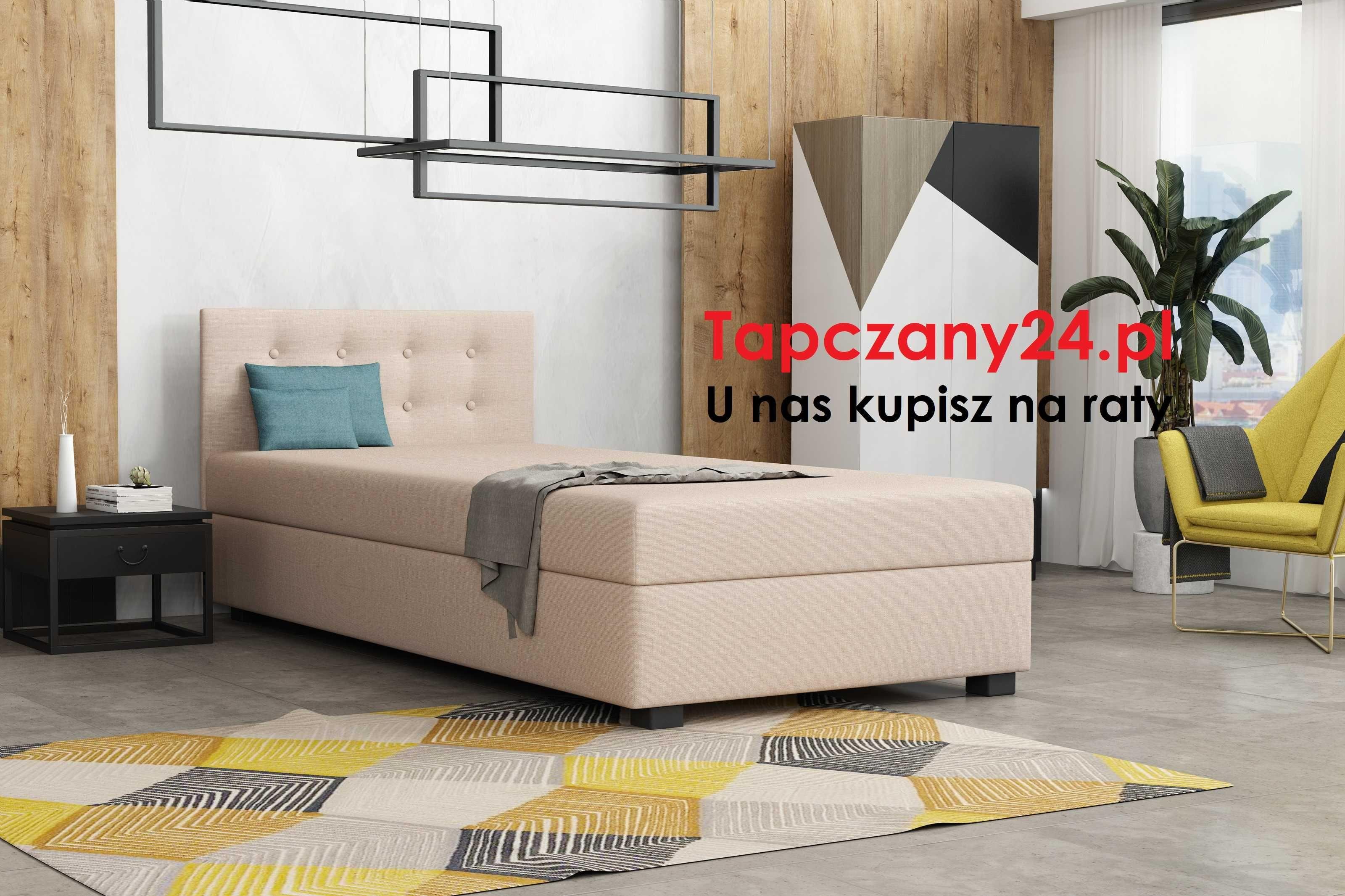 Tapczan funkcja spania 80/90/100/110/120 Łóżko młodzieżowe +pojemnik