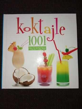 Koktajle 1001 przepisów Nowa