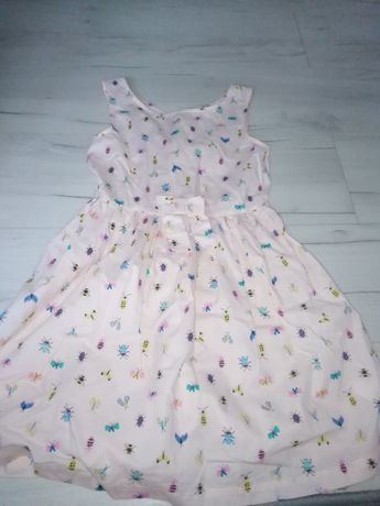 Sukienka H&M 128