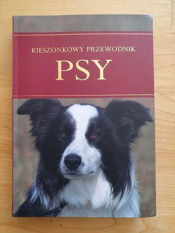Książka kieszonkowy przewodnik Psy