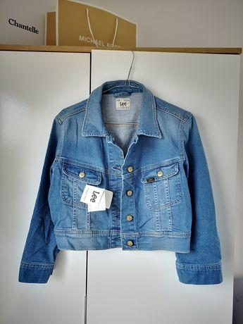 Nowa kurtka jeansowa LEE damska M/L krótka 349zł z metką