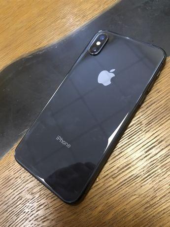 iphone X 256 gb space gray neverlock